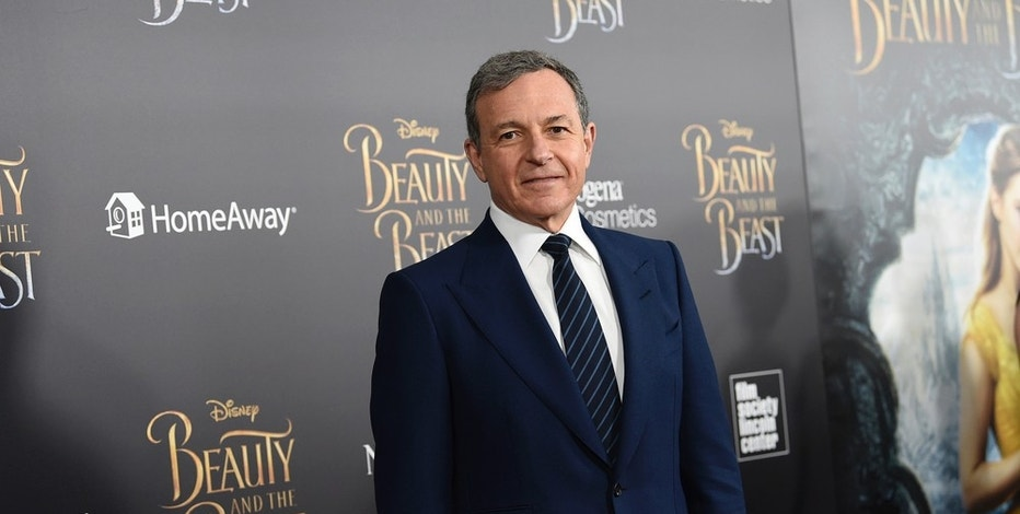 "The Walt Disney Company CEO Robert Iger attends a special screening of Disney's ""Beauty and the Beast"" at Alice Tully Hall on Monday, March 13, 2017, in New York. (Photo by Evan Agostini/Invision/AP)"