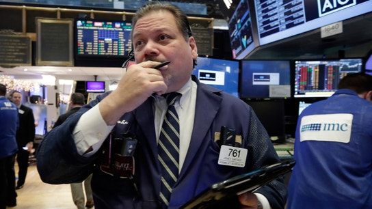 Wall Street Down as Health Bill Vote is Delayed