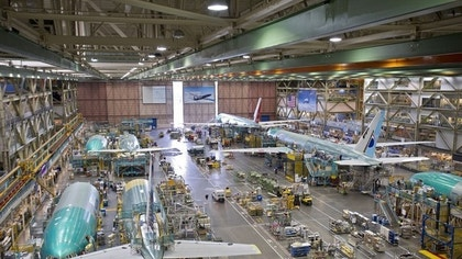 How a Border Tax Could Divide Boeing and  Suppliers
