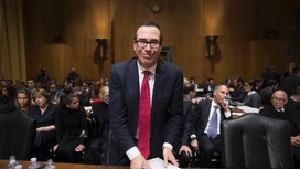 Mnuchin Says U.S. Growth Prospects Not Fully Reflected in Markets