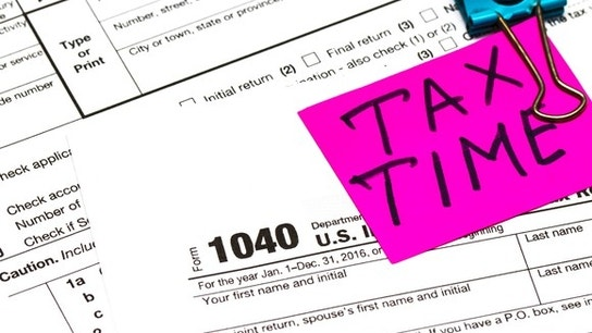 5 Ways to Save on Taxes in 2017 -- and Beyond