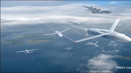 Air Force Gremlins Program Gets Go-Ahead for Phase 2
