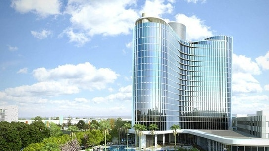 Disney World's Top Rival Eyes More Hotel Rooms