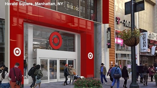 Target Is Coming to Manhattan's Herald Square: What It Means for Macy's