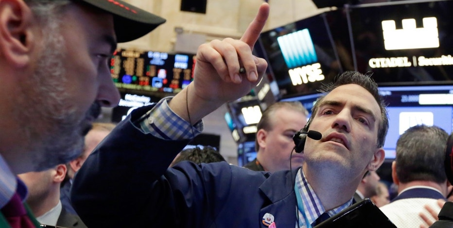 USA shares surge on economic figures