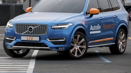 Is Autoliv Stock a Good Way to Invest in Self-Driving Cars?