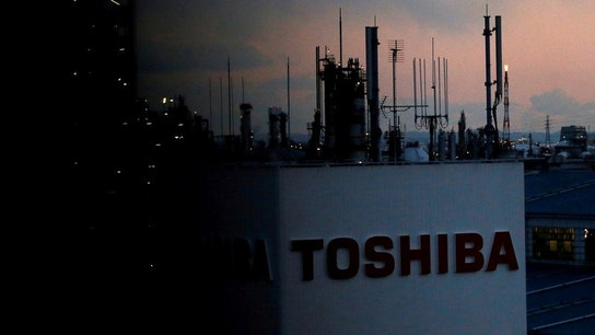 Toshiba's nuclear woes a hot ticket for bankruptcy financiers