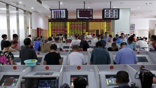 Stock Markets Broadly Down With Shanghai in Biggest 2017 Decline