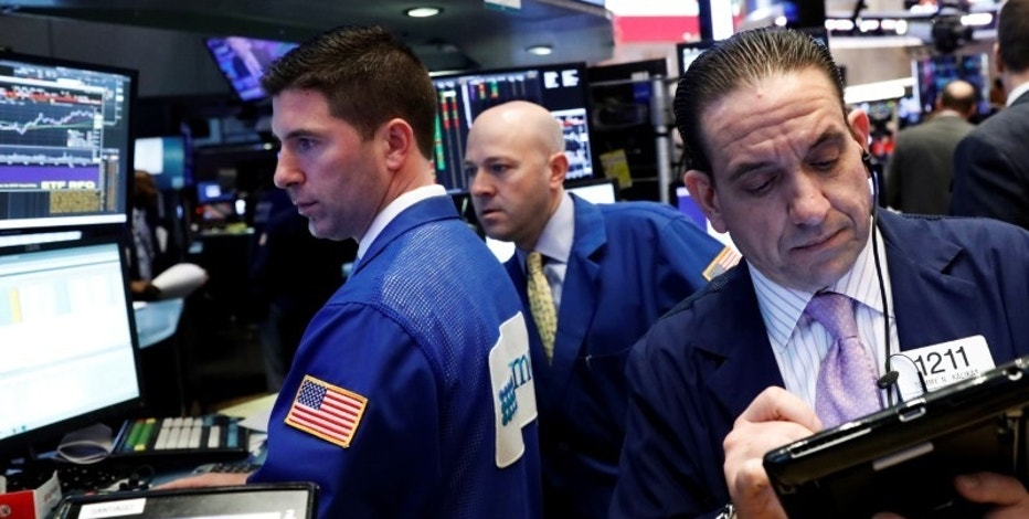 US stocks end 1Q with solid gains after day of listless trading