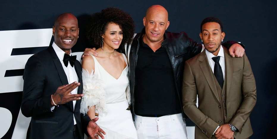 The Fate of the Furious breaks global box office record
