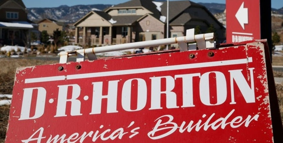 D.R. Horton beats profit estimates; raises revenue forecast