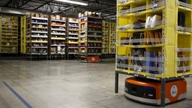 Amazon Wants to Use Self-Driving Vehicles