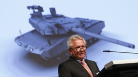 German Arms Makers Go on the Offensive Aided by Military Spending Boost