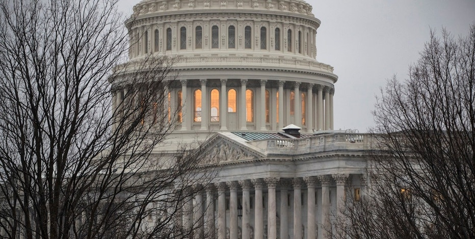 The Capitol is seen in overcast skies as the 115th Congress convenes in Washington, Tuesday, Jan. 3, 2017. With the GOP now in control of the White House, the Senate, and the House, Republicans are expected to begin dismantling eight years of President Barack Obama's Democratic policies, including his signature health care law. (AP Photo/J. Scott Applewhite)