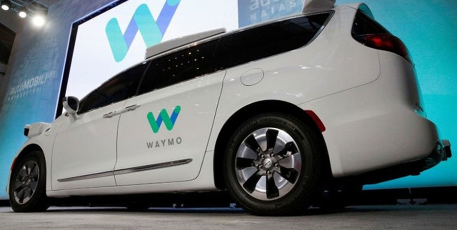 Waymo Pacifica  Reuters