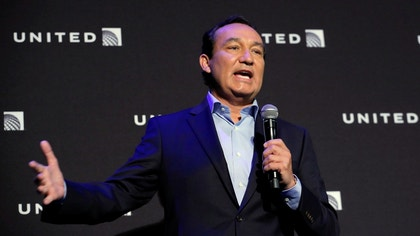United Airlines Chief Executive Set to Testify Before Congress
