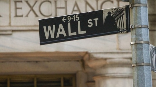 Wall Street Slips on Weak GDP Data, But Indexes Rise in April