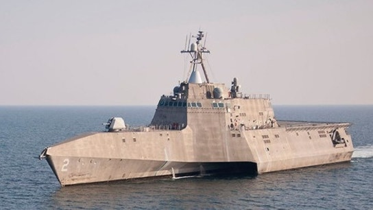 Will Congress Put the Kibosh on the Navy's New Frigates?