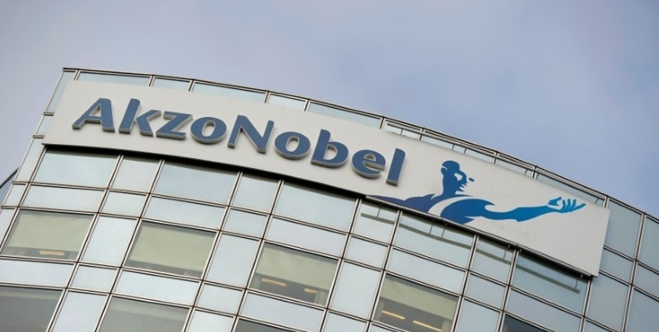 AkzoNobel rejects 3rd PPG Industries takeover bid