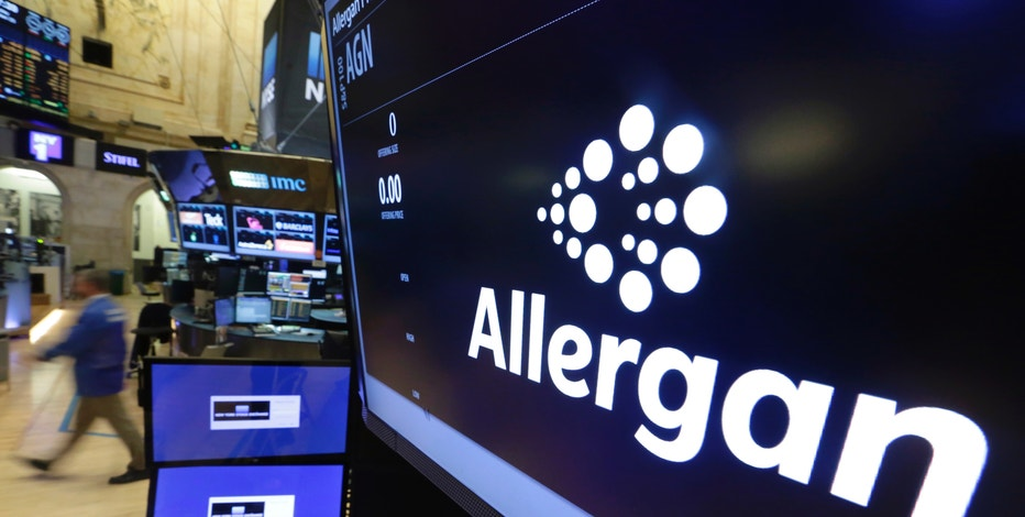 Allergan tops profit estimates; raises 2017 revenue forecast