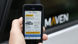 GM Expands Maven Car-Sharing in New York City