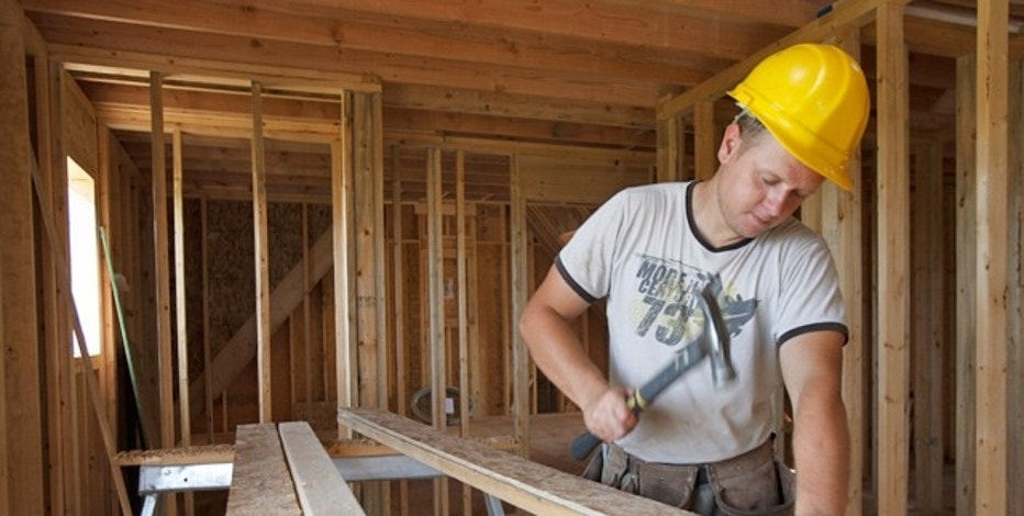 Homebuilder confidence soars in May