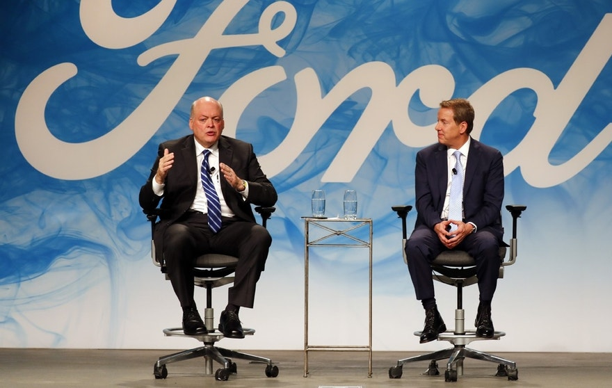 Ford 39 s abrupt ceo change signals deeper challenges moody for General motors moody s rating