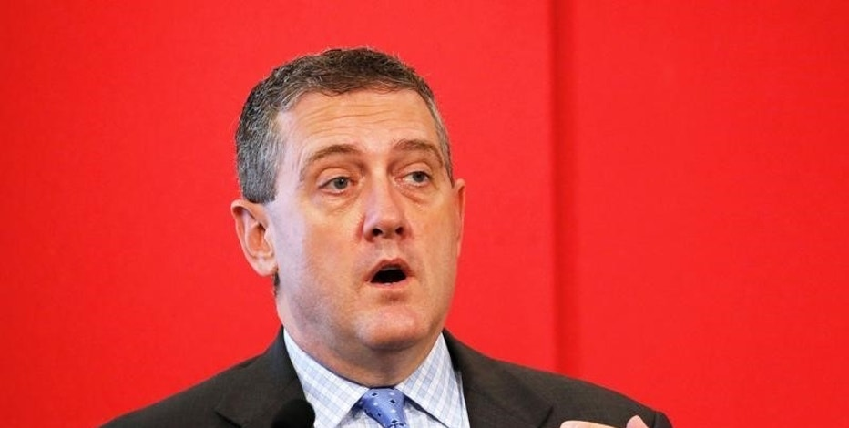 Bullard says US inflation