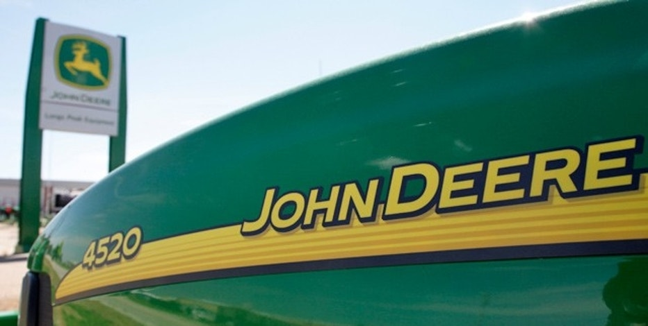 Deere to buy German road construction equipment maker