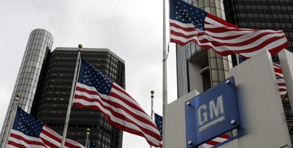 Gm shareholders widely reject stock split proposal for General motors annual report