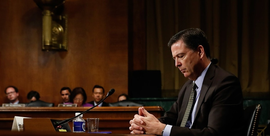 James Comey FBI director FBN