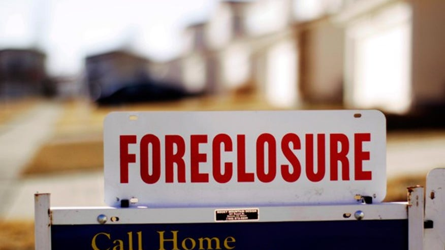 Post-foreclosure stress disorder
