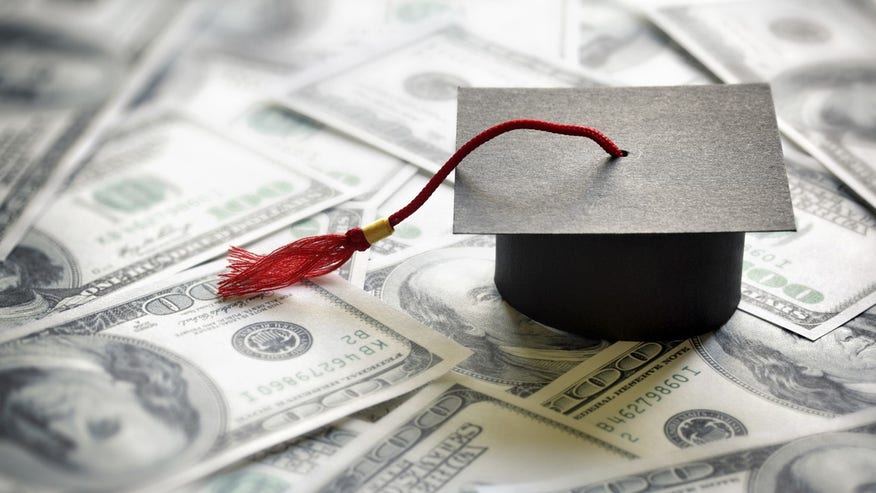 The growing burden of student loan debt
