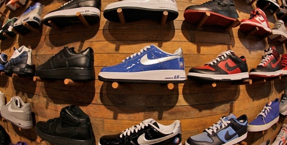 Nike to cut 1400 jobs and reduce trainer styles in restructuring