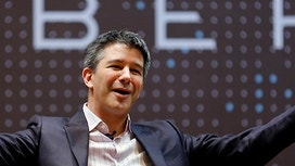 Uber co-founder Kalanick resigns as chief executive