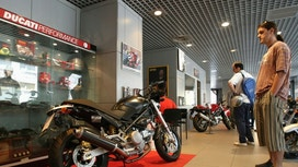 Harley-Davidson discussing purchase of Italian rival Ducati from VW