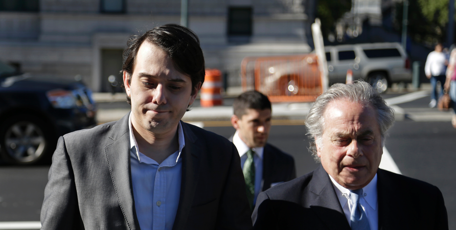'Pharma Bro' Case Not Finding Jury