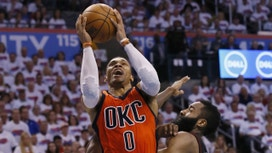 Thunder's Westbrook named NBA MVP