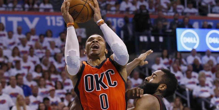 Former UCLA Guard Russell Westbrook Named the Real MVP