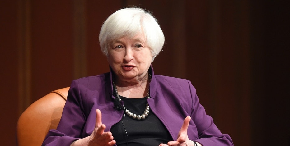 Valuation of some assets somewhat rich, Fed's Yellen says
