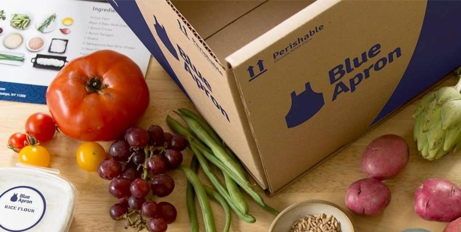 Blue Apron Goes Public On Thursday, But It's Not Looking Pretty