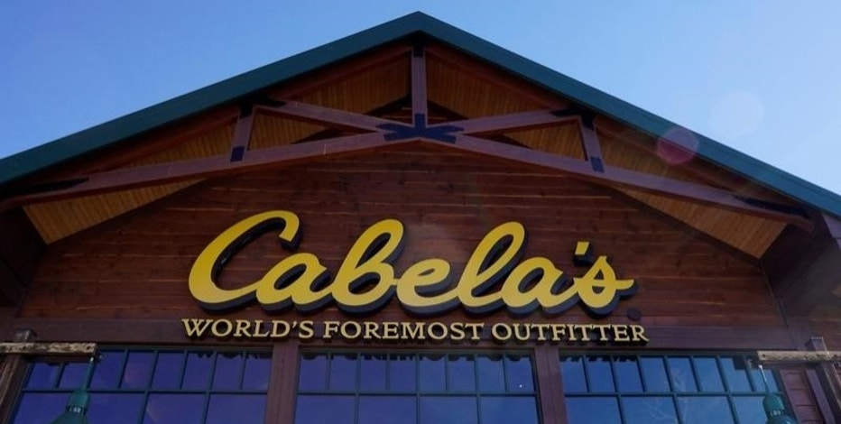 The outdoor sign seen at the Cabela's store in Denver February 16, 2017.  REUTERS/Rick Wilking
