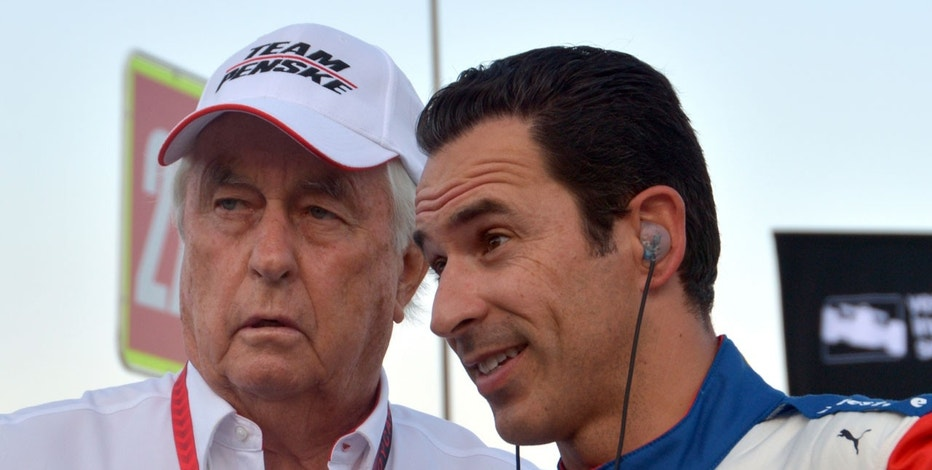 Roger Penske teams up with Acura in return to sports vehicle racing