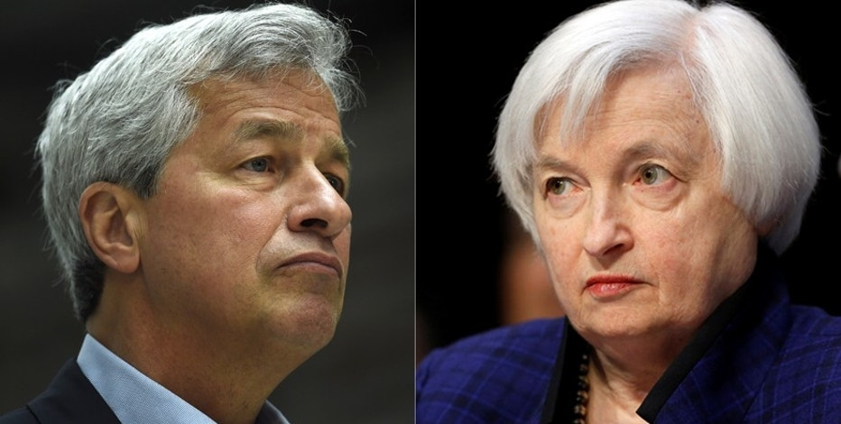 dimon yellen