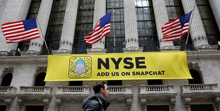 Snap Shares Draw Bullish Options Bets After Slipping Below IPO Price