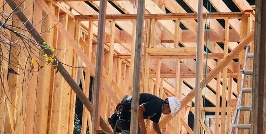 United States homebuilder confidence dips to an eight-month low