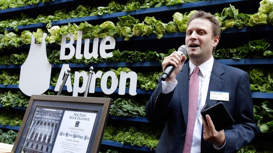 Blue Apron stock surges as Wall Street offers rosy outlook