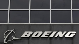 Boeing flies to record high