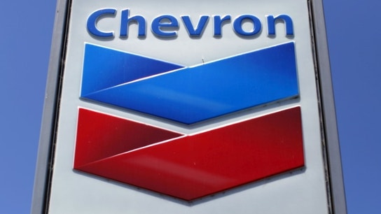 Chevron turns profit amid stronger U.S. oil production