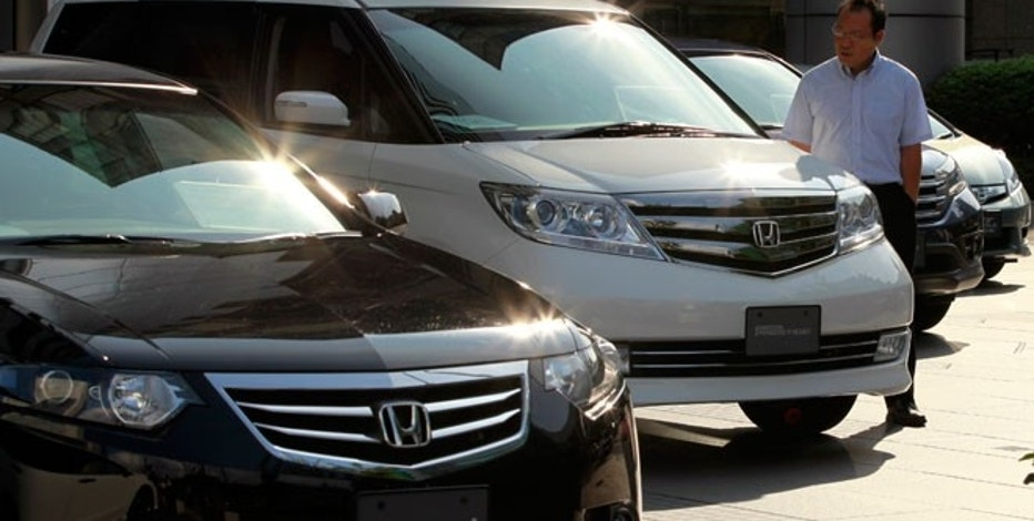 Honda First Quarter Results Strong, Eyes Higher Profit for Year